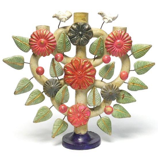 1970年代にメキシコのメテペックで作られたツリーオブライフ