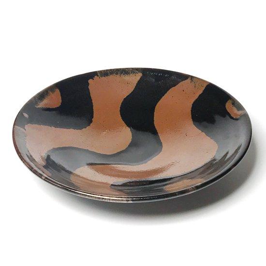 バナード・リーチの元で陶芸を学んだ、イギリスの陶芸家 ジョン・ベディング による古い大鉢