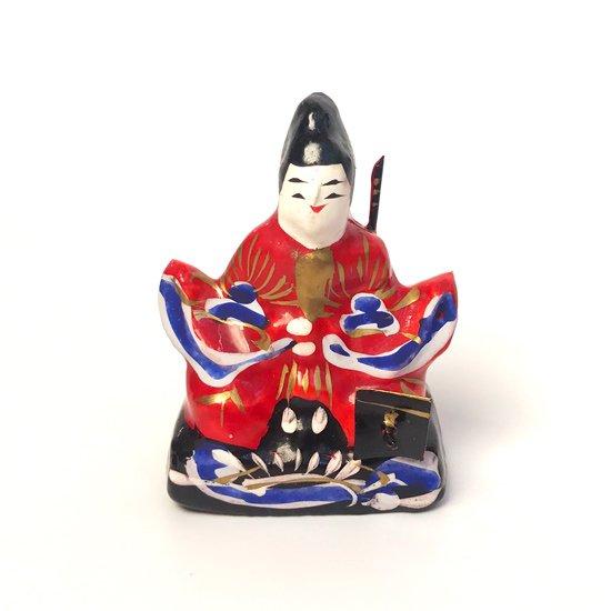 埼玉県の工芸品、鴻巣の赤物と呼ばれる練物の古い天神