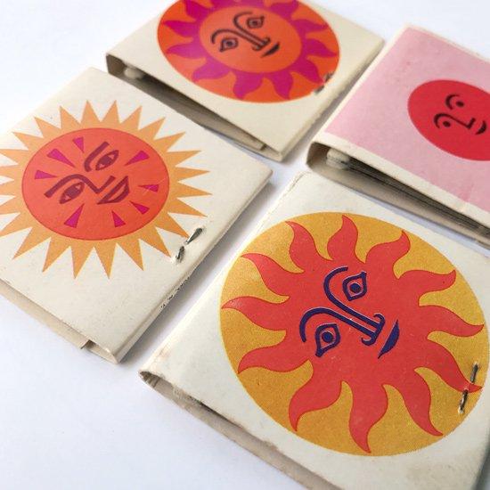 ヴィンテージ アイテム:アレキサンダー・ジラルドがLa Fonda Del Solのためにデザインをしたマッチブック