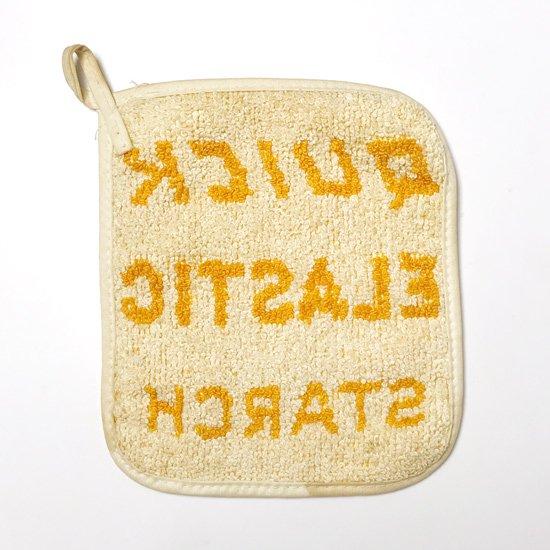 1960年代アメリカでノベルティとしてつくられていたアイロンがけ用の当て布