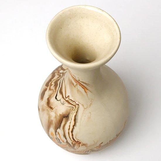 ミネソタ州でテーブルウェアやタイルなどを生産していた工房 Nemadji Pottery のベース