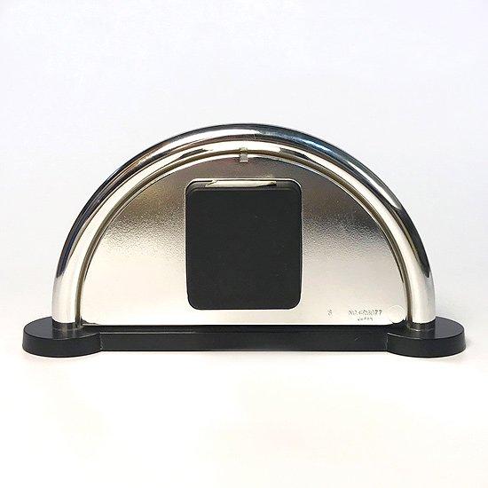 CITIZEN の1980年代のデスククロック ポストモダンの影響が感じられるデザイン