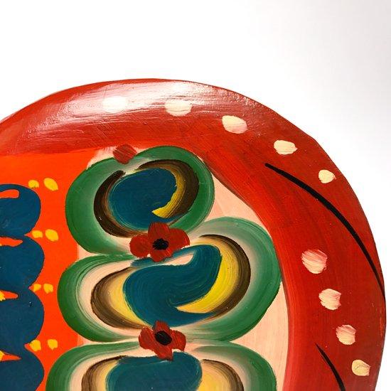 スウェーデンの伝統工芸品、1960年代頃に作られた大きなダーラナロースター