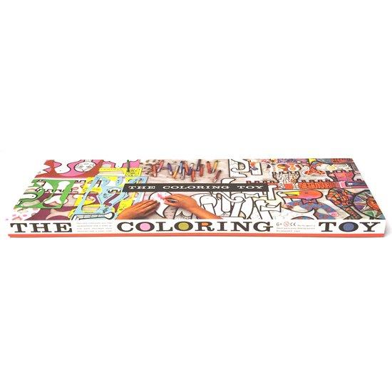 イームズが1950年代にデザインをした子供向けのプロダクト「The Coloring Toy」の復刻版
