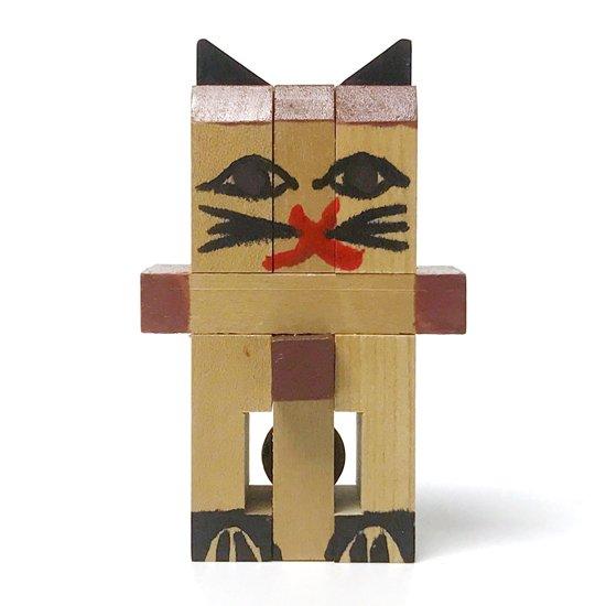 山中組木工房 : ネコ