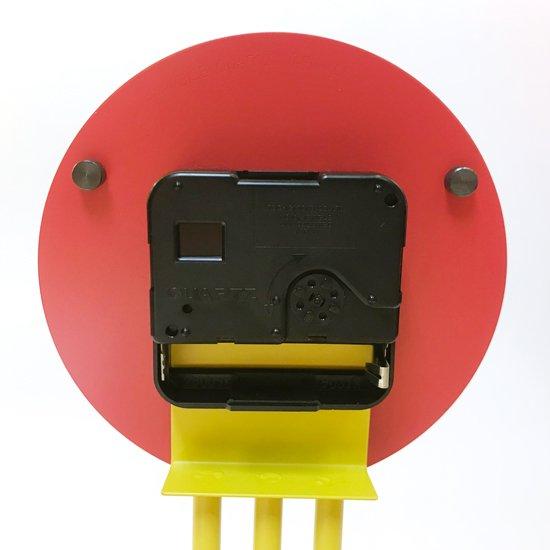 デザイナー 三原昌平 が1980年代にデザインをしたスタンドクロック