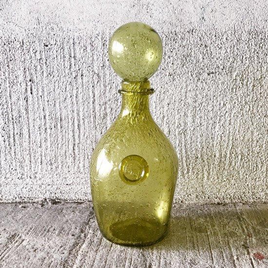 フフランスにあるガラス工芸の街 ビオ で1980年代ごろに作られたデキャンタ