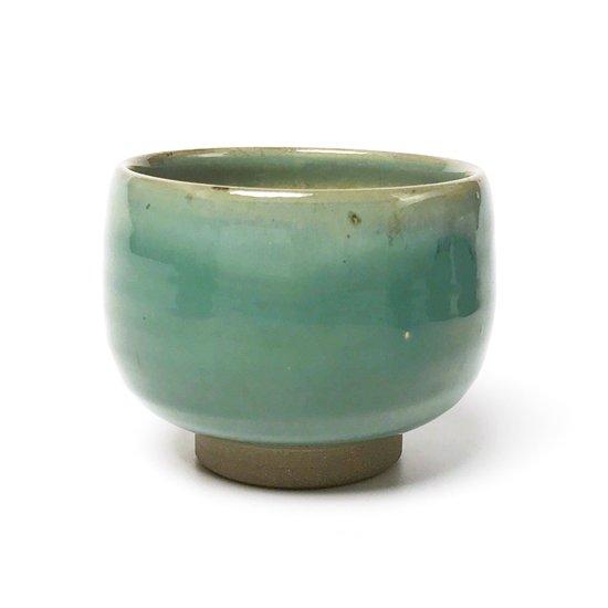 かつて小鹿田焼きの名工と謳われた 坂本甚市氏(1985年没) の手による茶器セット