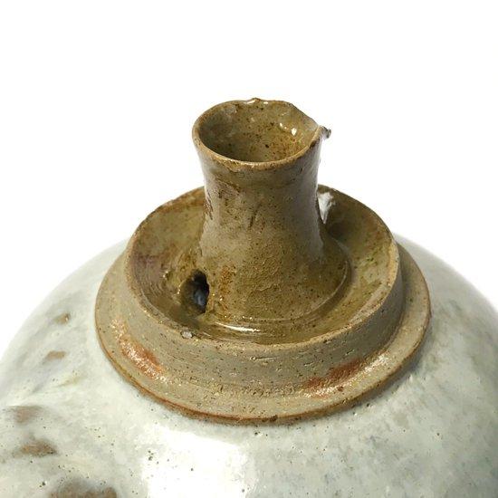 吉田璋也がデザインをした、古い牛ノ戸焼のソース差し