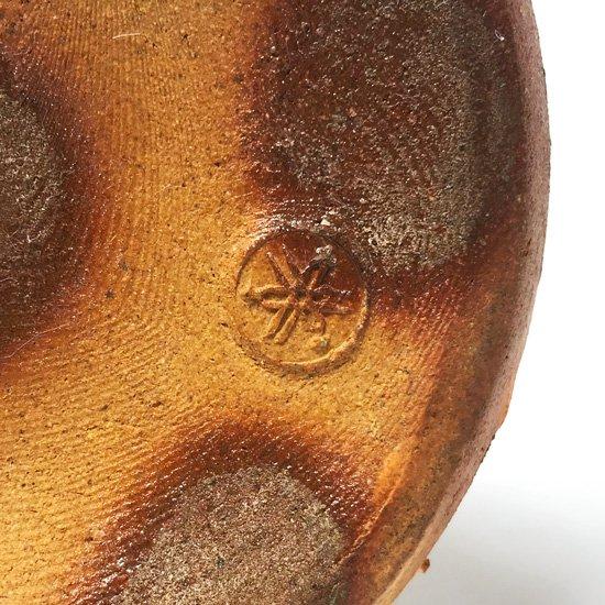 民藝運動の思想を色濃く受け継ぐ陶窯。島根県出雲の出西窯のによる古いピッチャー