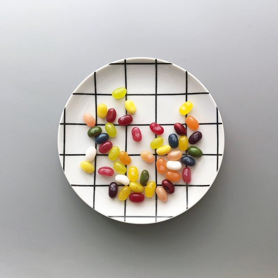 """Grid"" Bread Plate 使用イメージ"