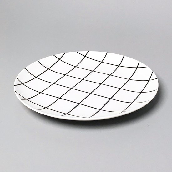 "Swimsuit Department:""Grid"" Lunch Plate"