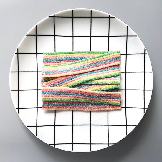 """Grid"" Dinner Plate 使用イメージ"