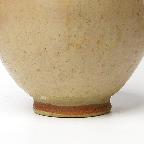 メキシコにある陶器の有名な街、トナラで1970年代に作られた陶器のベース