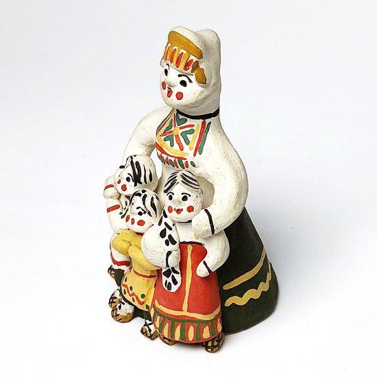 1980年代旧ソで作られた陶器のフィギュア