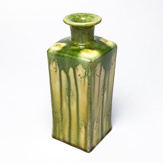 陶芸家 舩木研兒 の1980年代前半の花生