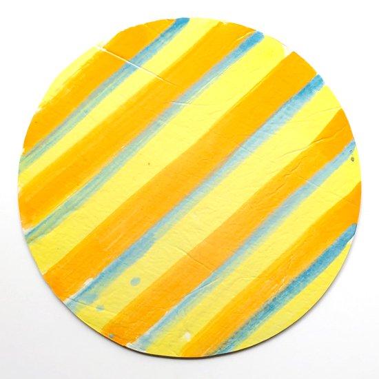 Echo Park Pottery: Large Circle Tile