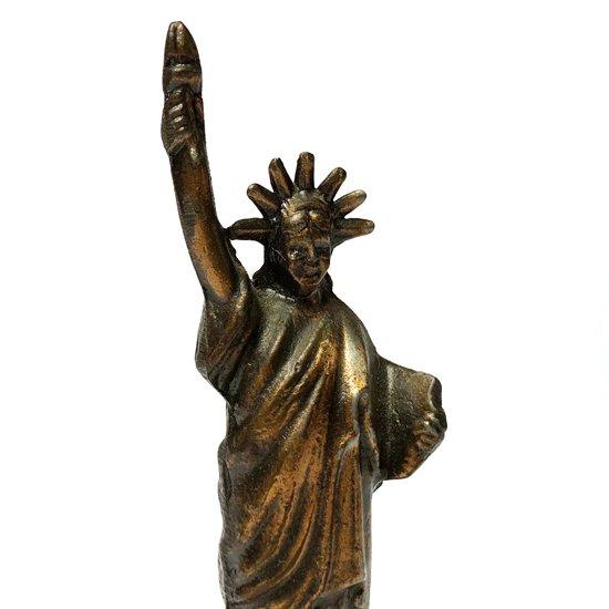 1970年代アメリカ製の自由の女神のミニチュア