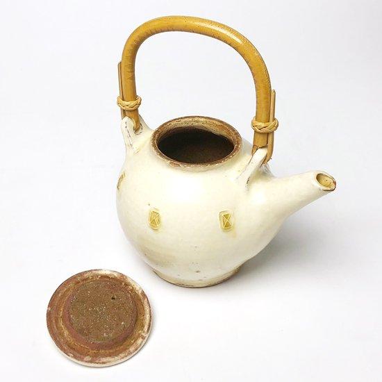 陶芸家 舩木研兒 による土瓶
