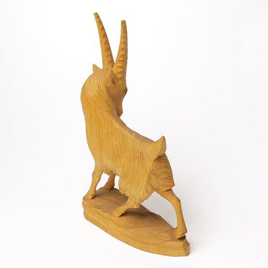 1970年代にソ連でスーベニアとして作られていた木彫りのフィギュア