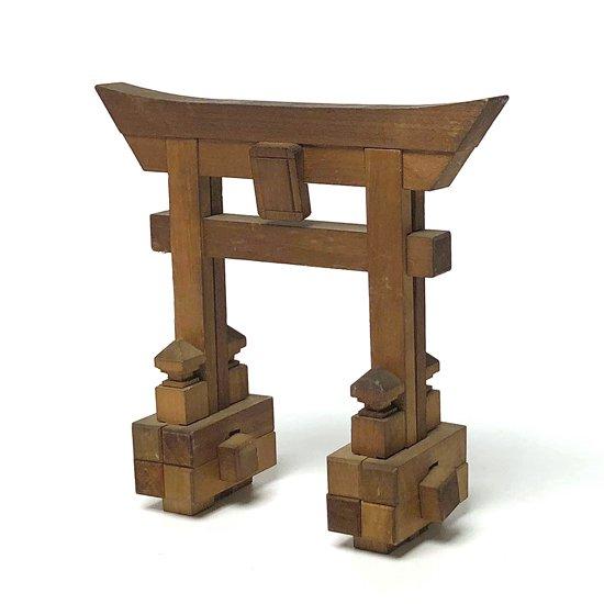 山中組木工房 : 鳥居組木