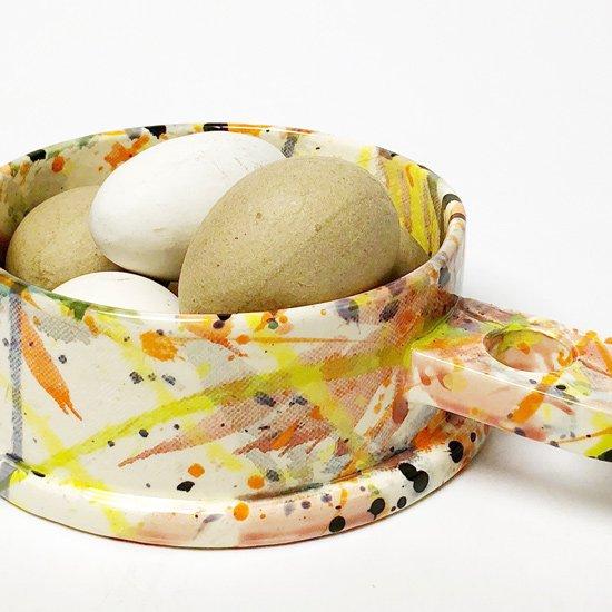 使用イメージ:卵を入れて