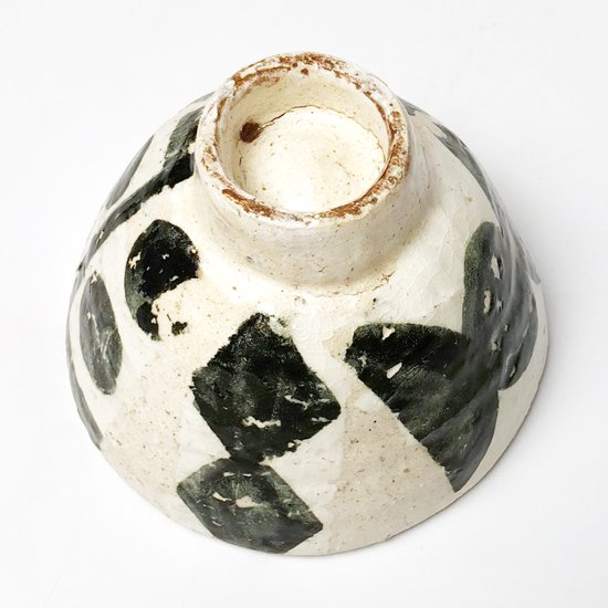 キム・ホノさんの茶碗