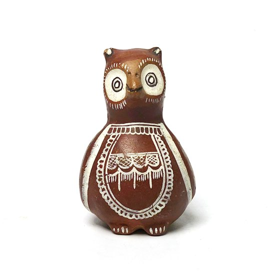 1970年代ペルーで作られた鳥笛