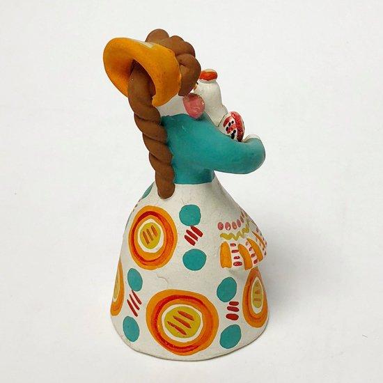 1970年代旧ソで作られた陶器のフィギュア