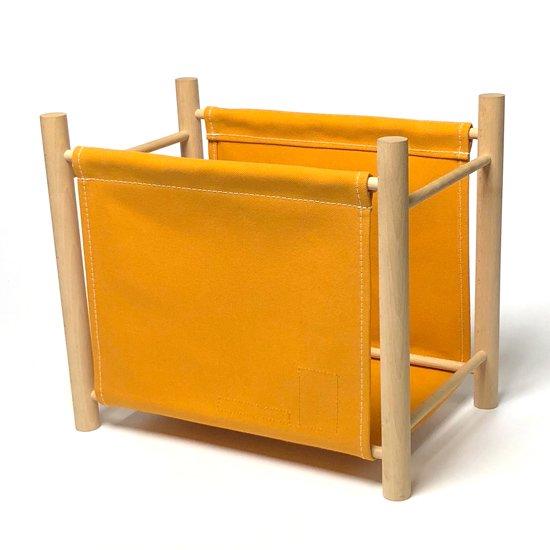 Magazine Rack -Mustard-