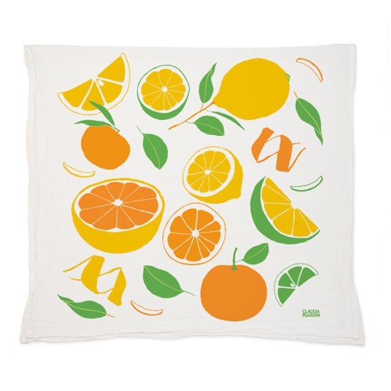 Citrus Towel