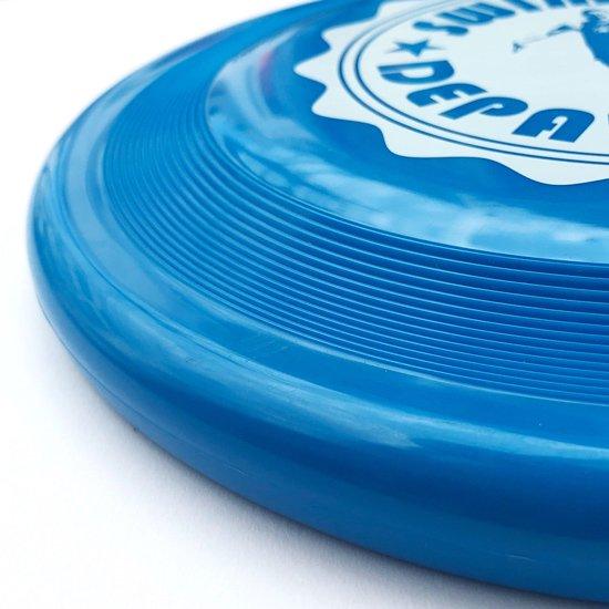 アメリカ製のボディにオリジナルのプリントを乗せたフライングディスク