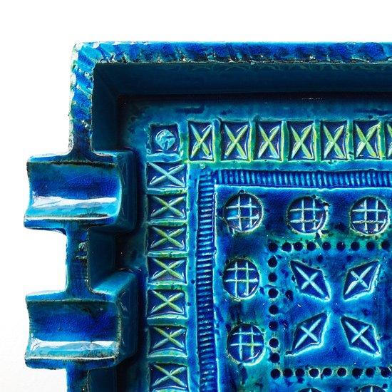 イタリアの陶器メーカー FLAVIA の古い灰皿