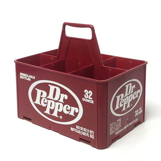 アメリカではとてもポピュラーな炭酸飲料「Dr Pepper」のボトルキャリア