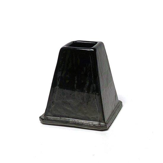 Echo Park Pottery: Double Dip Vase 4″
