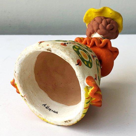 1980年代旧ソ連で作られた陶器のフィギュア