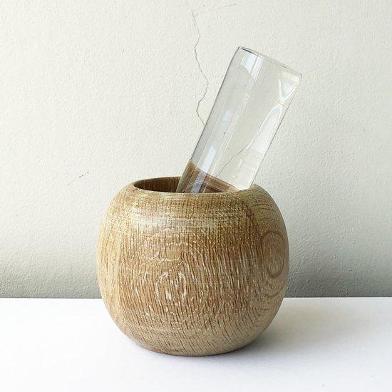 スウェーデンのガラスメーカー Boda社 の木工部門 Boda Tra の薬味潰し