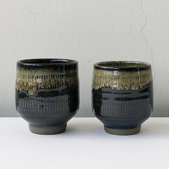 小鹿田焼 の湯呑