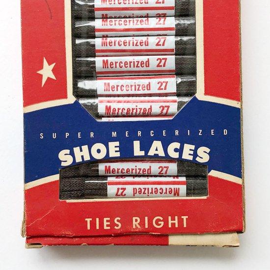 Vintage Miscellaneous: Shoelaces for Wholesale / USA