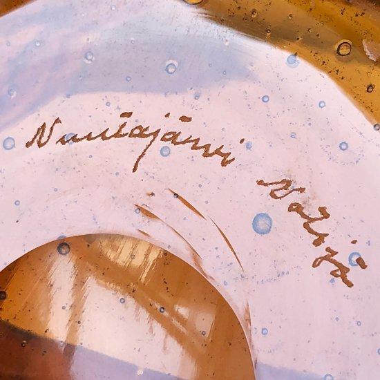 Nuutajarvi社にてKaj Franck がデザインをした Sargasso シリーズのバスケット