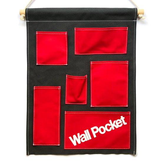 Swimsuit Department:Wall Pocket -Charcoal-