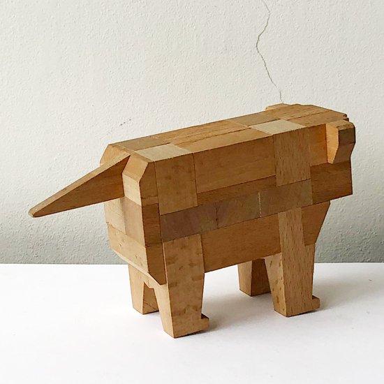 山中組木工房 : サル / 山中広吉
