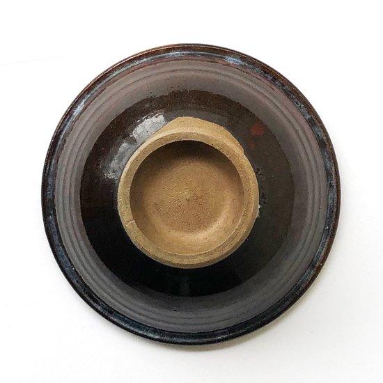大分県 の民窯 小鹿田焼 の古い小鉢