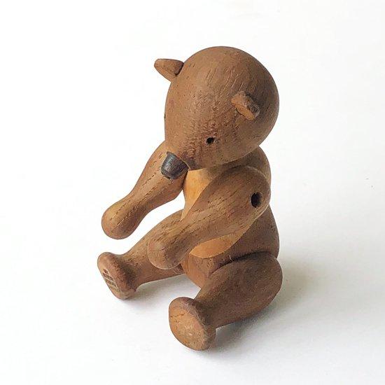 カイ・ボイスンが1952年にデザインをした木製のおもちゃ『Bear』