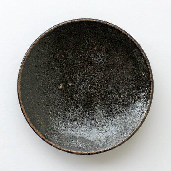 島根県の民窯 出西窯 の古い組皿
