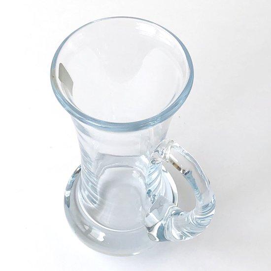デンマーク老舗ガラスメーカー Holmegaard の1970年代のビアマグ