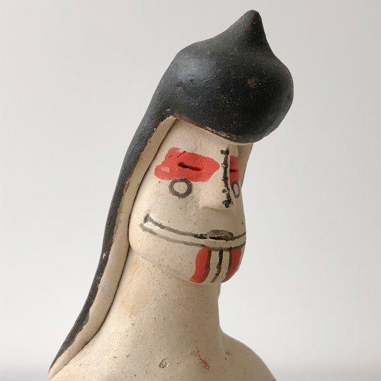 ブラジルの先住民族 カラジャ族 の土人形