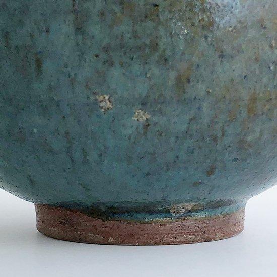 民藝と強いつながりを持つ鳥取の民窯 牛ノ戸焼 の花入