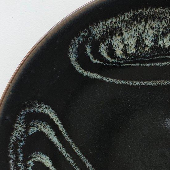 鳥取県に古くから根付く焼物 牛ノ戸焼 による尺皿の古作